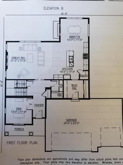 Kenosha Single Family Home For Sale: 789 20th Ave