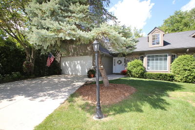 Greenfield Condo/Townhouse Active Contingent With Offer: 3811 S Oakridge Ct