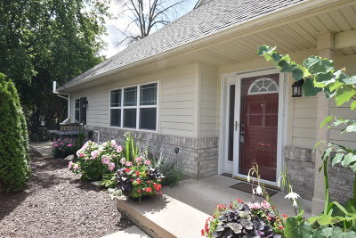 West Allis Condo/Townhouse Active Contingent With Offer: 11427 W Oklahoma Ave