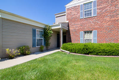 Pewaukee Condo/Townhouse Active Contingent With Offer: N16w26547 Tall Reeds Ln #E