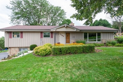 Waukesha Single Family Home For Sale: 1165 Summit Dr