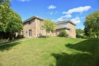Pewaukee Condo/Townhouse Active Contingent With Offer: 1360 Meadowcreek Dr #G