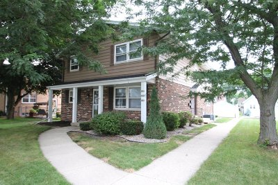 West Allis Multi Family Home Active Contingent With Offer: 2334 S 63rd St