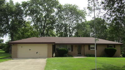 New Berlin Single Family Home For Sale: 2610 S Meadowlark Dr