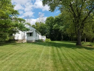Menomonee Falls Single Family Home Active Contingent With Offer: W204n9572 Lannon Rd