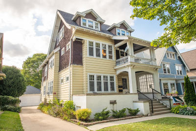 Milwaukee County Two Family Home For Sale: 2837 N Maryland Ave #2839