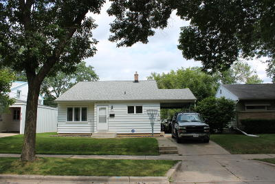 Milwaukee County Single Family Home For Sale: 8108 W Scranton Pl