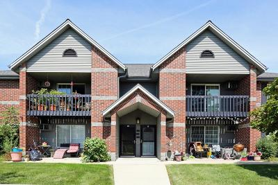 Muskego Condo/Townhouse Active Contingent With Offer: S75w16788 Jacob Ct #10