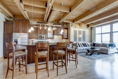 Milwaukee Condo/Townhouse Active Contingent With Offer: 541 E Erie St #412-2