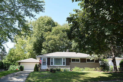 Greendale Single Family Home Active Contingent With Offer: 6059 Doyle St