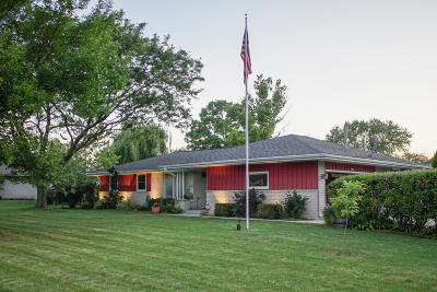 Greendale Single Family Home Active Contingent With Offer: 5407 Lory Dr