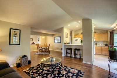 Franklin Condo/Townhouse Active Contingent With Offer: 9121 W Elm Ct #D