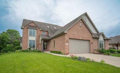 Menomonee Falls Condo/Townhouse Active Contingent With Offer: W162n5502 Westwind Dr