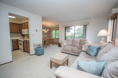 Waukesha Condo/Townhouse Active Contingent With Offer: 315 Cheviot Chase #6
