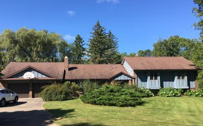 Single Family Home For Sale: N2909 23rd Road