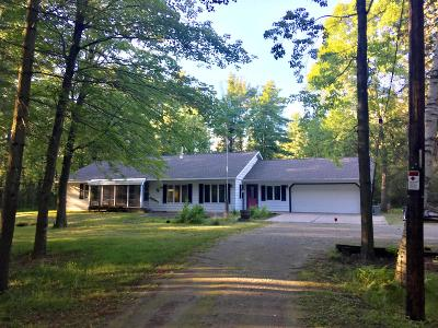 Menominee Single Family Home For Sale: N256 River Drive