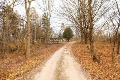 Single Family Home For Sale: W349s9870 Sprague Rd