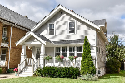Single Family Home Active Contingent With Offer: 2507 N 60th St