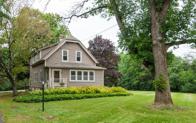 River Hills Single Family Home For Sale: 1045 W Calumet Rd