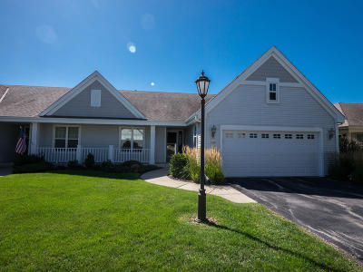 Waukesha Condo/Townhouse Active Contingent With Offer: 1649 Horizon Trl