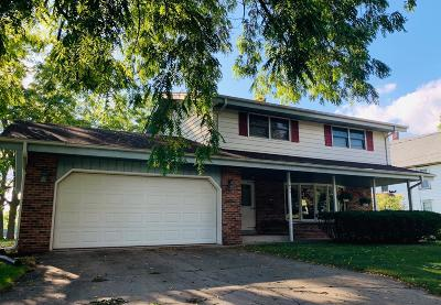 Pewaukee Single Family Home Active Contingent With Offer: 435 High St