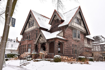 Milwaukee Single Family Home For Sale: 2701 N Lake Dr
