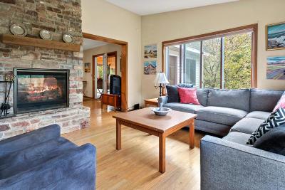 Genoa City Single Family Home For Sale: N1420 Cedar Rd