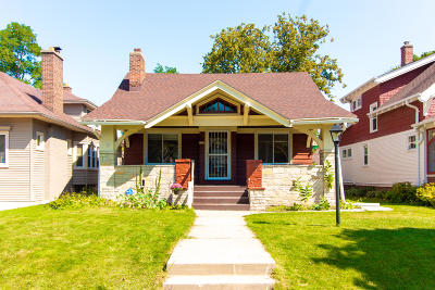 Single Family Home For Sale: 2528 N 46th St