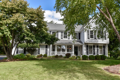 Waukesha Single Family Home Active Contingent With Offer: 22110 Peterhill Ct