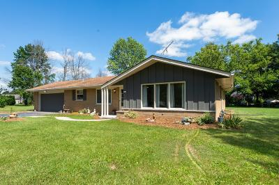 Greenfield Single Family Home Active Contingent With Offer: 5566 S Honey Creek Dr