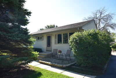 Single Family Home Active Contingent With Offer: 8211 W Margaret Ln