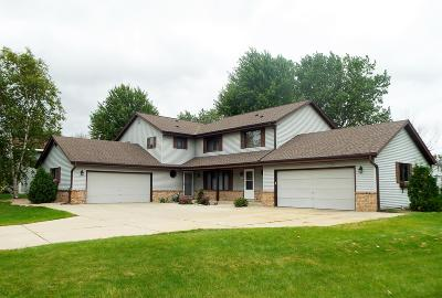 Muskego Two Family Home Active Contingent With Offer: 187s8625 Jean Dr