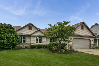 Kenosha Single Family Home Active Contingent With Offer: 5015 24th Pl