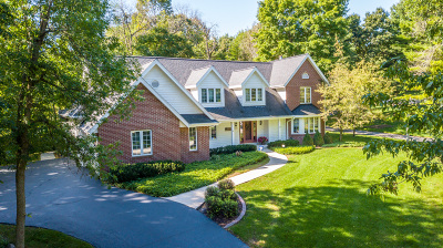 Brookfield Single Family Home For Sale: 16885 Hidden Pond Ct