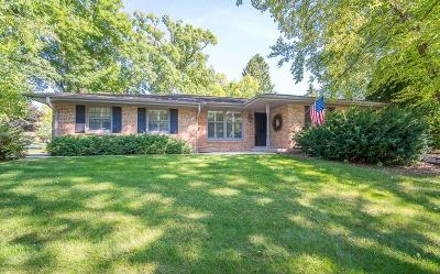 Greendale Single Family Home Active Contingent With Offer: 5201 Roberts Dr