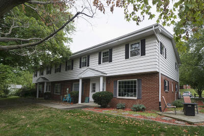 Brookfield Condo/Townhouse Active Contingent With Offer: 18630 Kamala Ct