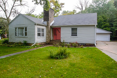 Brookfield Single Family Home For Sale: 1260 Webster Ave