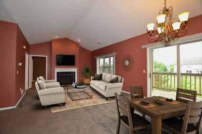 Menomonee Falls Condo/Townhouse Active Contingent With Offer: W170n5540 Ridgewood Dr