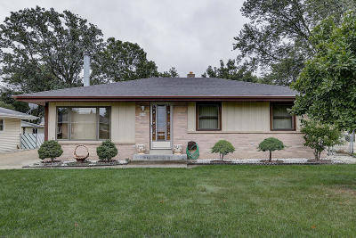 Greenfield Single Family Home For Sale: 6309 W Leroy Ave