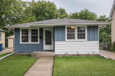 Racine Single Family Home Active Contingent With Offer: 221 Mertens Ave