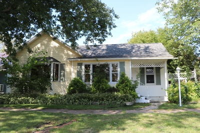 Menominee Single Family Home For Sale: 904 8th Ave