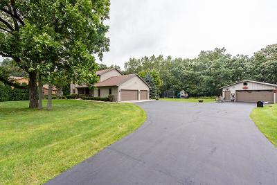 Pleasant Prairie Single Family Home For Sale: 6038 107th St