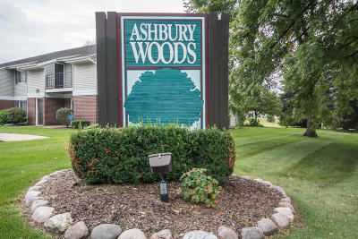 Germantown Condo/Townhouse Active Contingent With Offer: N110w17155 Ashbury Ln #4