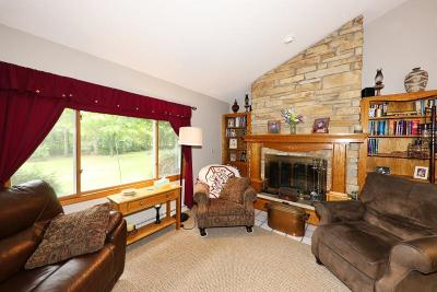 Single Family Home For Sale: S40w27134 Stonegate Rd