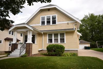 West Bend Two Family Home Active Contingent With Offer: 625 S 3rd Ave #627