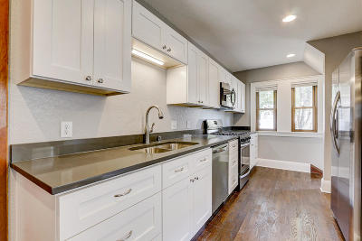 Single Family Home Active Contingent With Offer: 2930 N 57th St