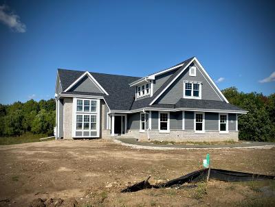 Menomonee Falls Single Family Home For Sale: N67w13238 West View Cir