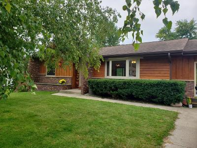 West Bend Single Family Home For Sale: 1823 County Highway A