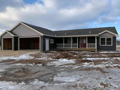 Galesville Single Family Home For Sale: W20146 Bluestem Ln