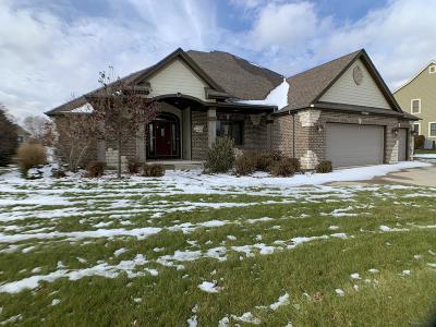 Menomonee Falls Single Family Home For Sale: W182n4925 Green Crane Dr